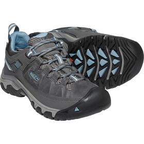 Keen Targhee III WP Shoes Women magnet/smoke blue